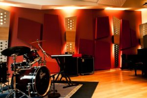 Gasworks Studio A Live Room