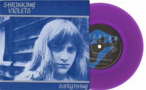 Shrinking Violets - Everything. Phantom Records