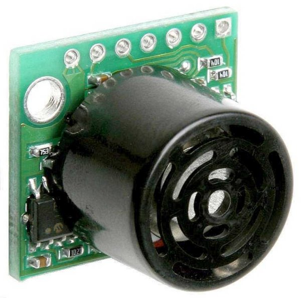 Ultrasonic rangefinder